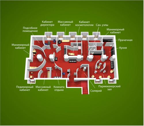 """Салон красоты  """"Девиль """".  Добро пожаловать на сайт салона красоты в Москве -  """"Дэвиль """".  Мы изменчивы как сама природа..."""